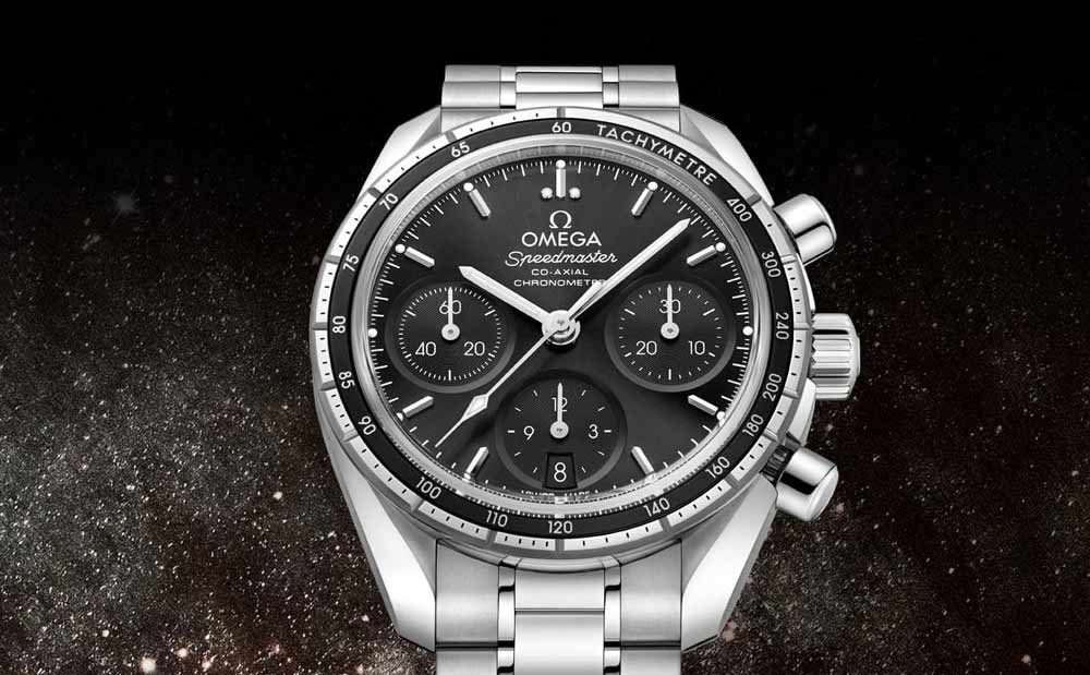 Omega Speedmaster Uhr Juwelier Saarland